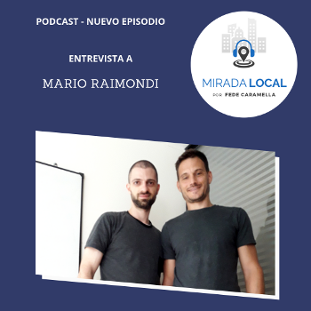 Mario Raimondi Podcast