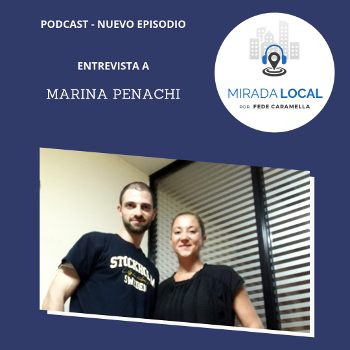 Marina Penachi Podcast