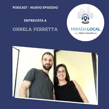 Ornela Perretta Podcast