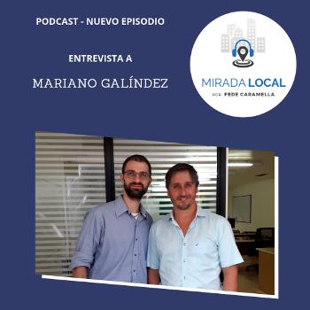 Mariano Galíndez Podcast